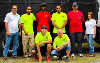 DCP Tree Service, LLC Crew